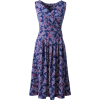 Lands' end printed dress - Dresses -