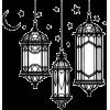 Lantern illustration - Illustrazioni -
