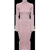 Lanvin dress - sukienki -