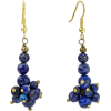 Lapis Lazuli Earrings - Earrings -