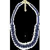 Lapis Lazuli Necklace - Necklaces -