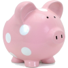 Large Polka Dot Piggy Bank - Other - $24.95