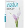 L'art de la simplicité - Items -