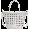 Laser-cut design bag - Hand bag -