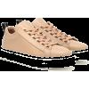 Lauren Leather Sneakers - Chloé   mythe - Uncategorized -