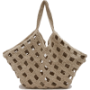 Lauren Manoogian Crochet Grid Bag - Hand bag - $290.00