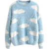 Lazy Oaf cloud sweater - Pullovers -