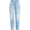Le Original Ripped High Waist Ankle Skin - Jeans - $260.00  ~ 223.31€