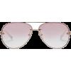 Le Specs Sunglasses Neck Chain - Óculos de sol -