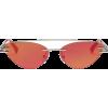Le Specs Sunglasses Neck Chain - Sunčane naočale -