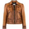 Leather Jacket - Coach - Jacken und Mäntel -