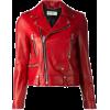 Leather Jacket Saint Laurent - Jacket - coats -
