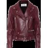 Leather Jacket - Kurtka -