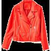 Leather Jacket - Jaquetas e casacos -