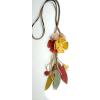 Leather Necklace - Necklaces -
