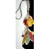 Leather Necklace - Ogrlice -