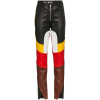 Leather Pants - Marques'Almeida - Spodnie Capri -