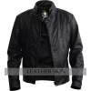 Leather Skin Men Black Premium Genuine L - Jacket - coats - 189,99kn  ~ $29.91