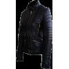 Leather jacket - Chaquetas -