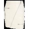 Leather zipper bag hip skirt - Spudnice - $25.99  ~ 22.32€