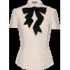 Lena Hoschek Devotion Cotton Button & Bo - Shirts -