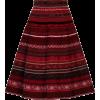 Lena Hoschek Eternal Flame Classic skirt - 裙子 -