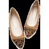 Leopard Ballerinas - scarpe di baletto -