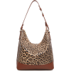 Leopard Pattern Women Shoulder Bag - Hand bag - $11.00  ~ £8.36