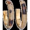 Leopard Print Earrings - Earrings -