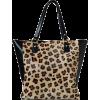 Leopard Print Tote - Hand bag -