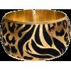 Leopard Print bracelet - Bracelets -