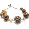 Leopard Print necklace - ネックレス -