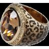 Leopard ring - Rings -