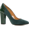Les Autres green heels - Classic shoes & Pumps -
