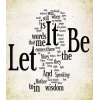 Let it be - Texts -