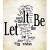 Let it be - Тексты -