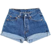 Levi's Denim Shorts - Shorts -