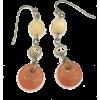 Lia Sophia Pumpkin Spice Retired Earring - Brincos - $15.00  ~ 12.88€