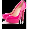Platforms - 厚底鞋 -