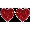 Liah - Brinco Coração - Earrings -