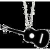 Liah - Colar Violão - Necklaces -