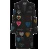 Libertine Hearts Embellished Stretch-Woo - Jakne i kaputi -
