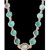Libi Coin Pendant Necklace - Ожерелья - $158.00  ~ 135.70€