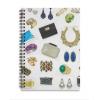 Life's Little Luxuries Spiral Notebok - Uncategorized -