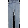 Light Blue Jeans - Jeans -