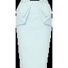 Light Blue skirt - Skirts -