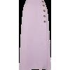 Lilac Midi Skirt - Spudnice -