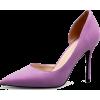 Lilac Pumps - Classic shoes & Pumps -