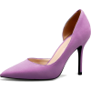 Lilac Pumps - Klassische Schuhe -