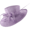Lilac violet hat - Hat -